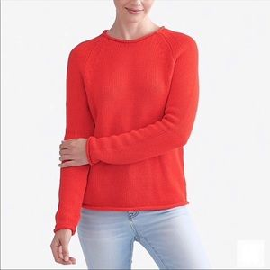 J. Crew Roll Neck Pullover Sweater
